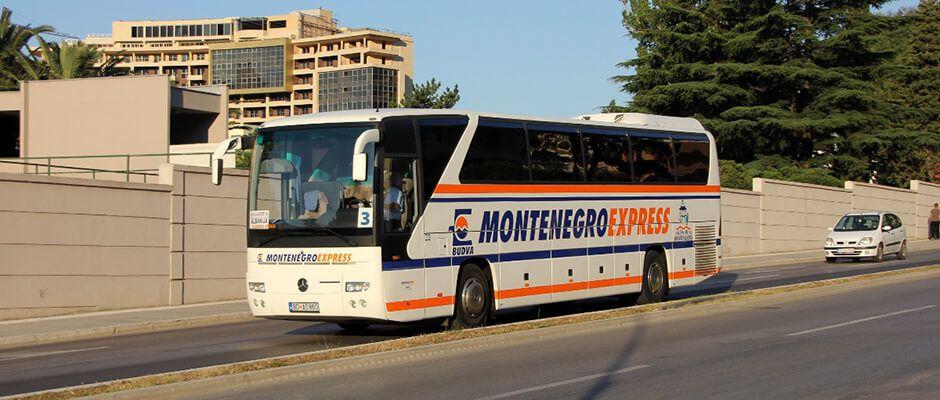 Montenegro Express to jedna z linii komunikacji publicznej w Czarnogórze.