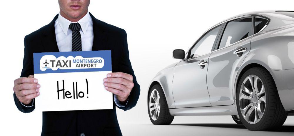 Taksówki to jedyna bezpośrednia opcja, aby wydostać się z lotniska Tivat.