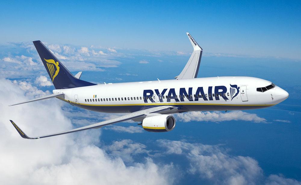 Ryanair ma zdecydowanie najtańsze bilety do Czarnogóry.