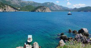 Widok z wyspy Sveta Nedelja.