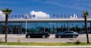 Dojazd z lotniska Podgorica.