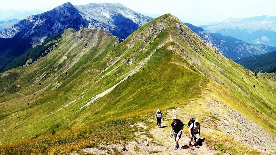 Park Narodowy Góry Prokletije.