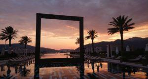 Hotel Regent Porto Montenegro jest jednym z najbardziej luksusowych w Czarnogórze.