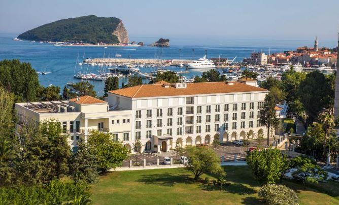 Hotel Budva.