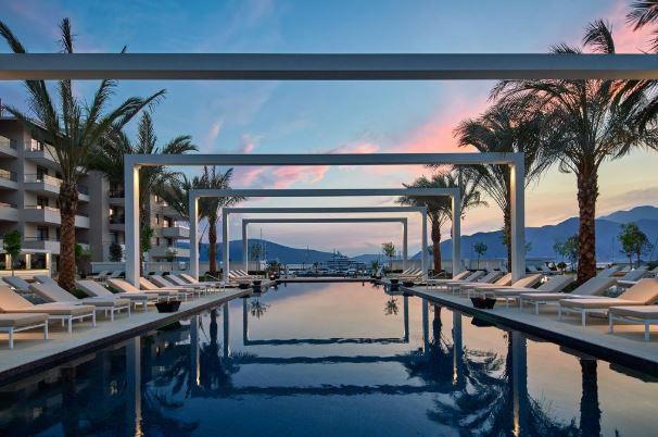 Hotel Regent Porto Montenegro.