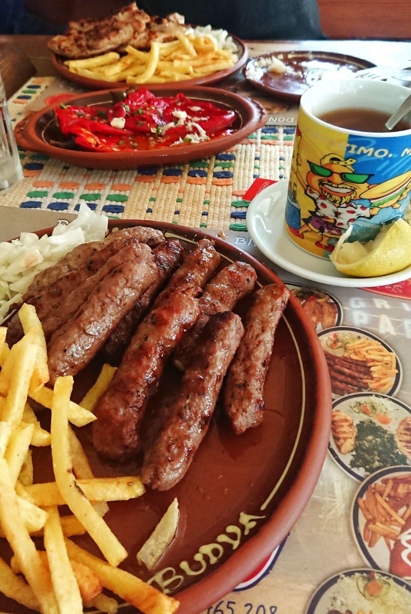 Kuchnia czarnogórska jest idealna dla mięsożerców