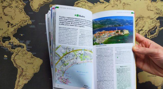 Przewodnik po Czarnogórze, wydawnictwo ExpressMap