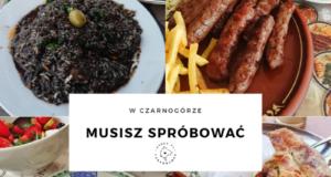 Tradycyjna kuchnia czarnogórska