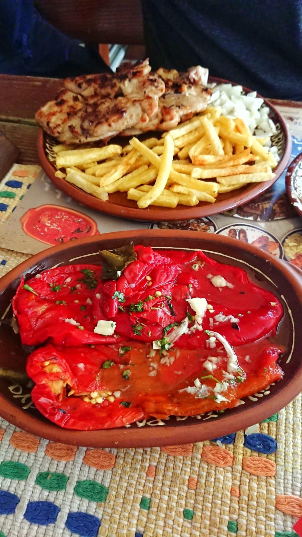 Z miłości do pečenej papriki sprawdziliśmy chyba wszystkie czarnogórskie restauracje.