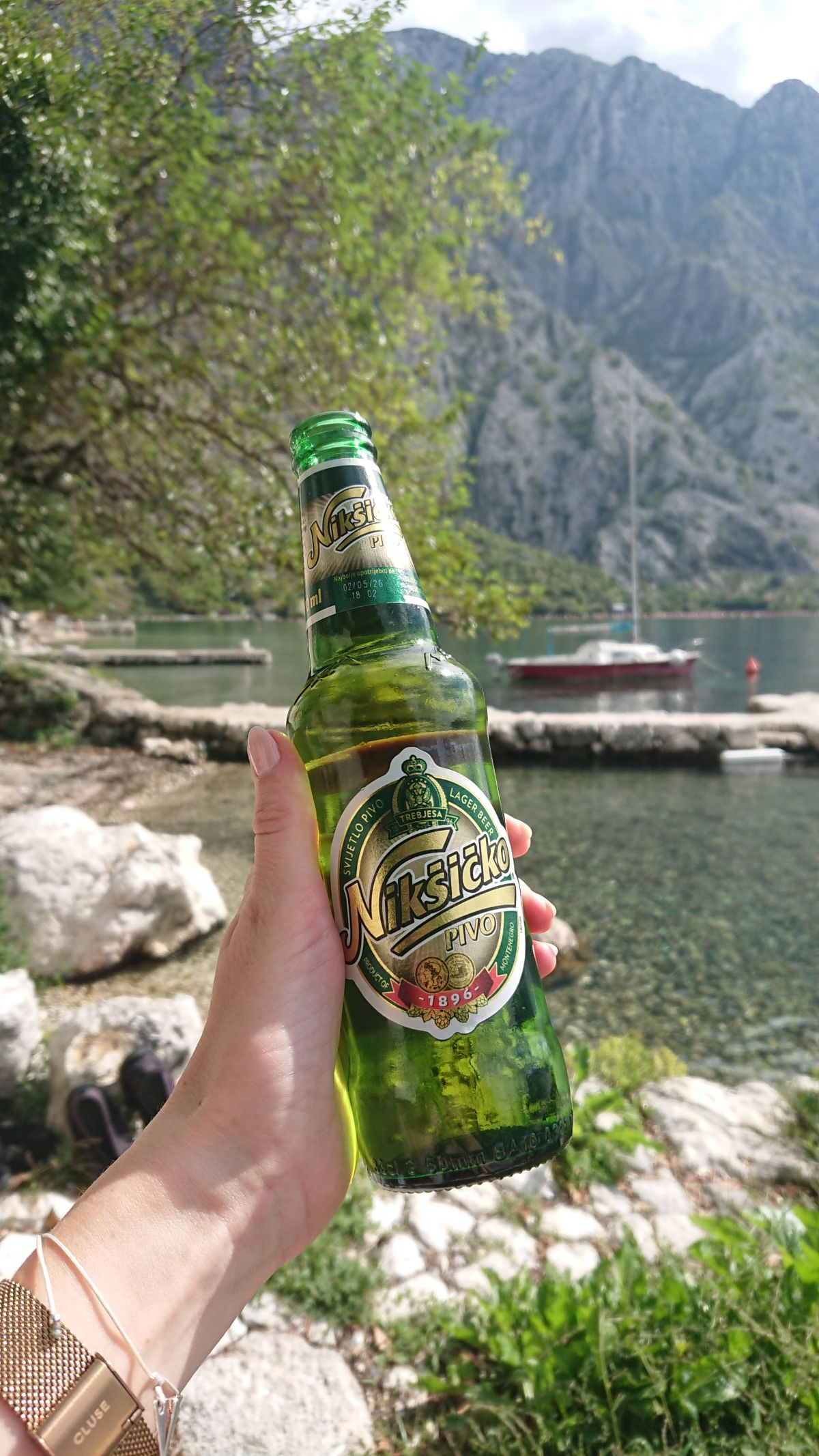 Największy browar w Czarnogórze to Nikšićko.
