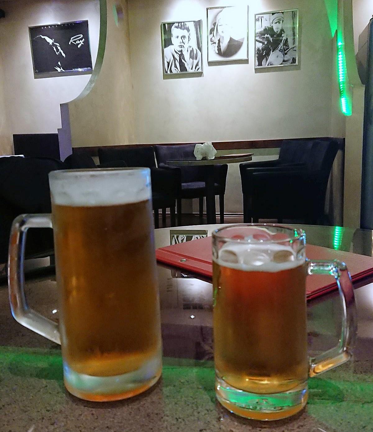 Veliko i malo pivo.