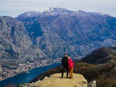 Widok ze szczytu Sveti Ilija. fot. Bałkany Rudej