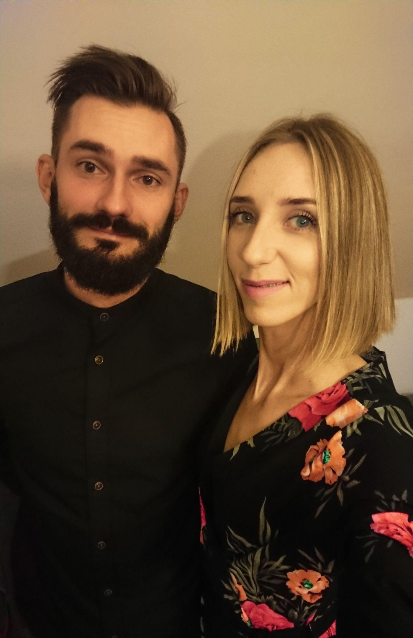 Natalia i Jędrzej, autorzy bloga.