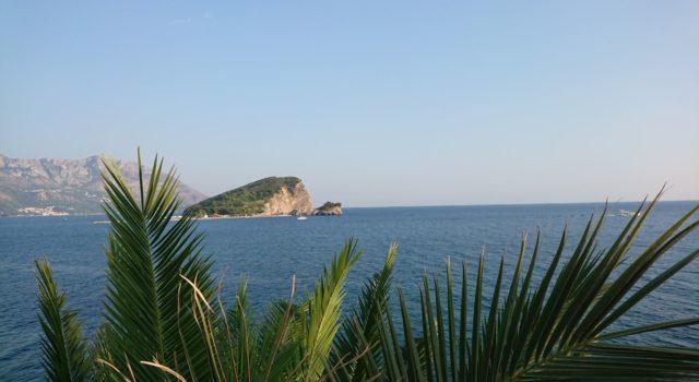 Wyspa Sveti Nikola.