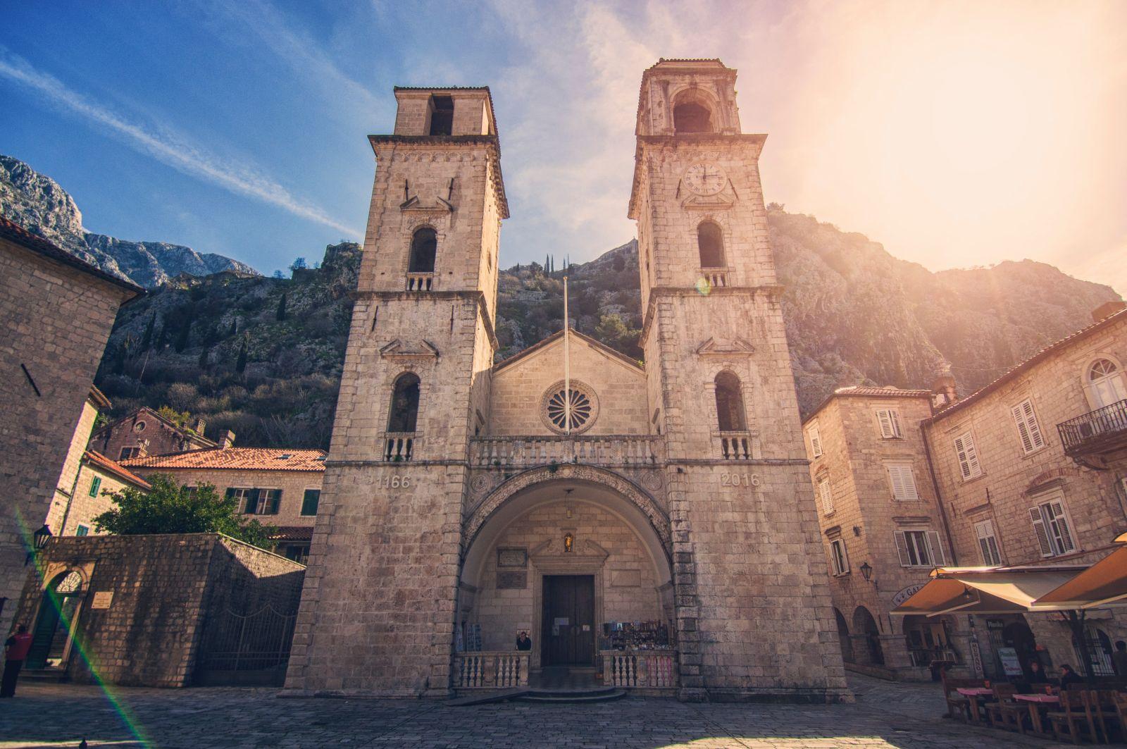 Katedra św. Tryfona.
