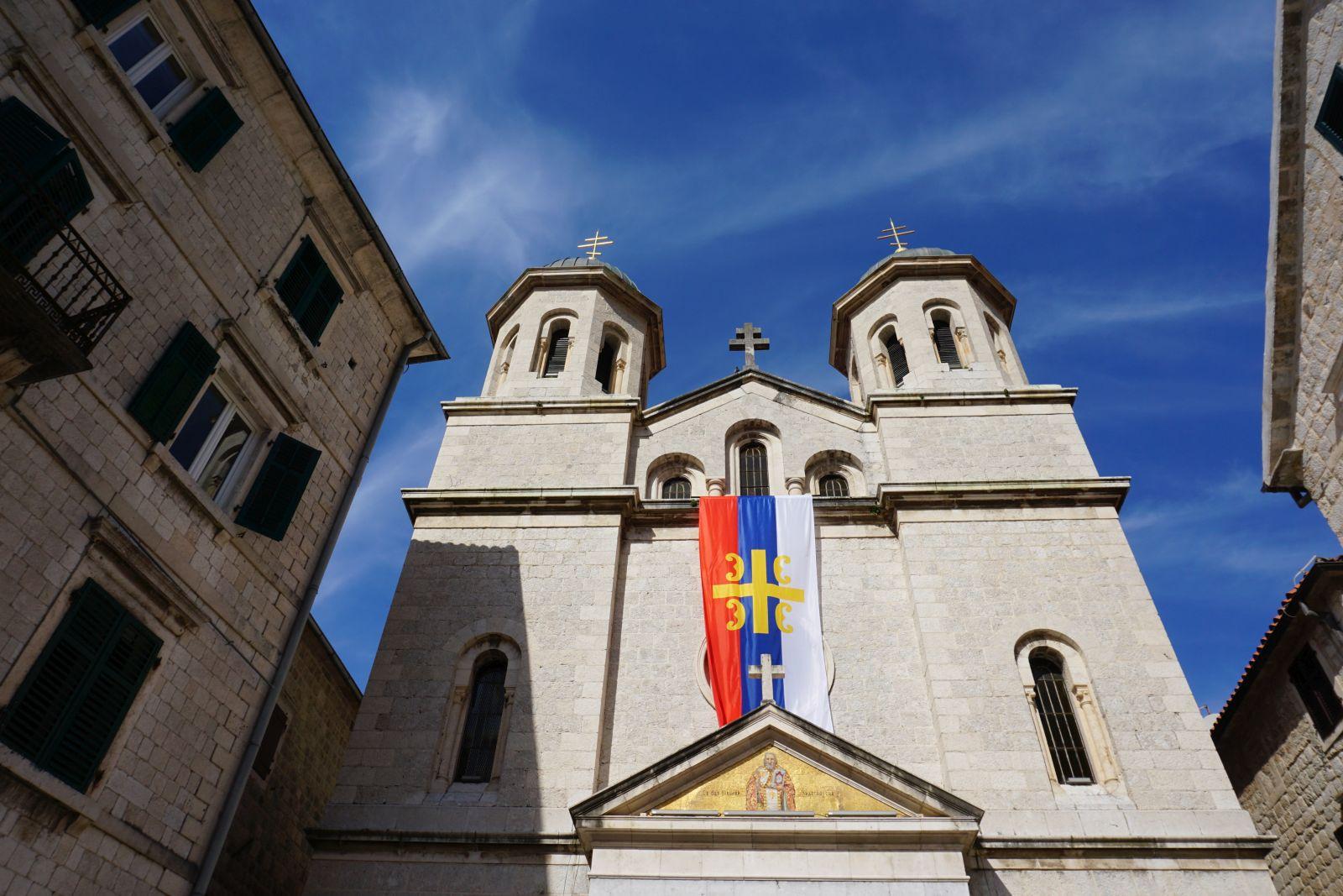 Cerkiew św. Mikołaja.