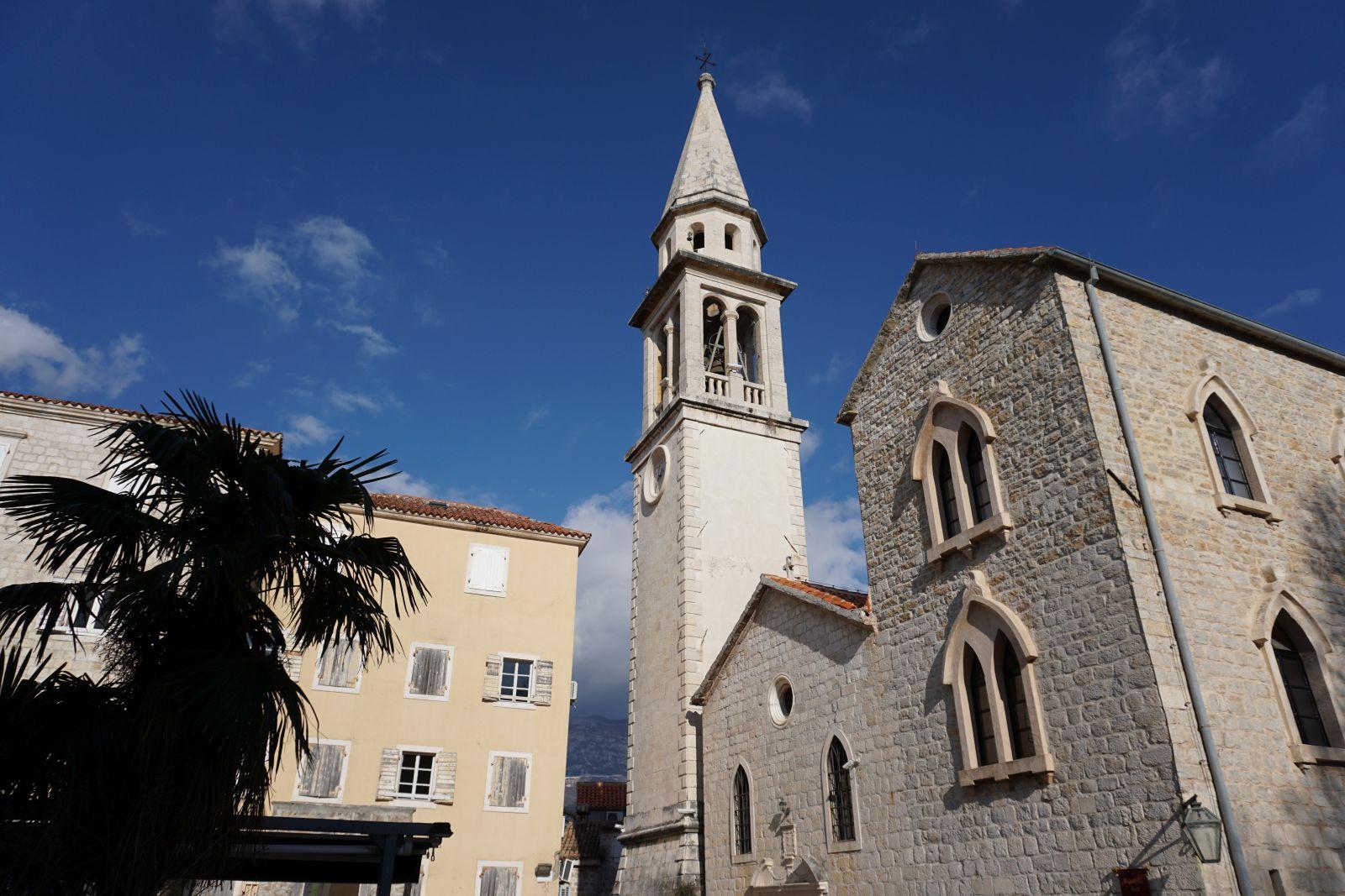Katedra św. Jana Chrzciciela.