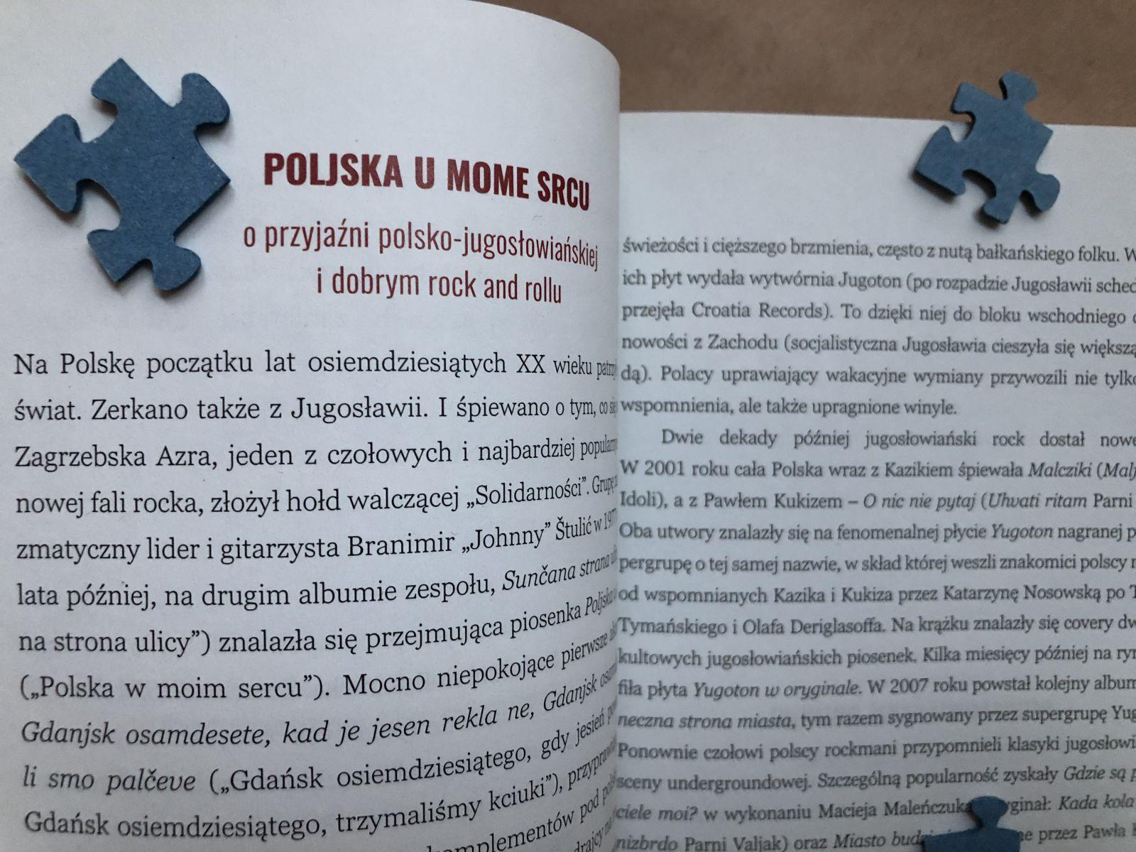 Jugosławia. Rozsypana układanka - fragment książki.