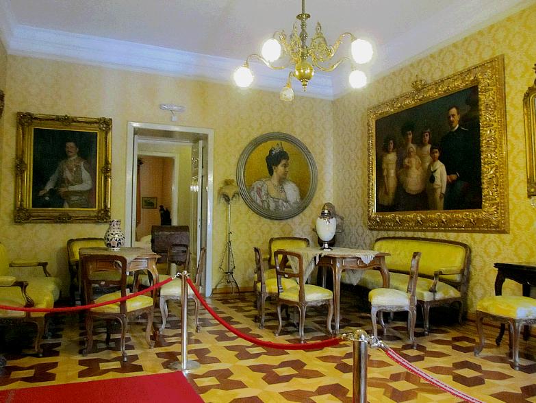 Muzeum Króla Mikołaja.