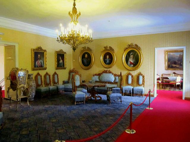 Pałac Króla Mikołaja.