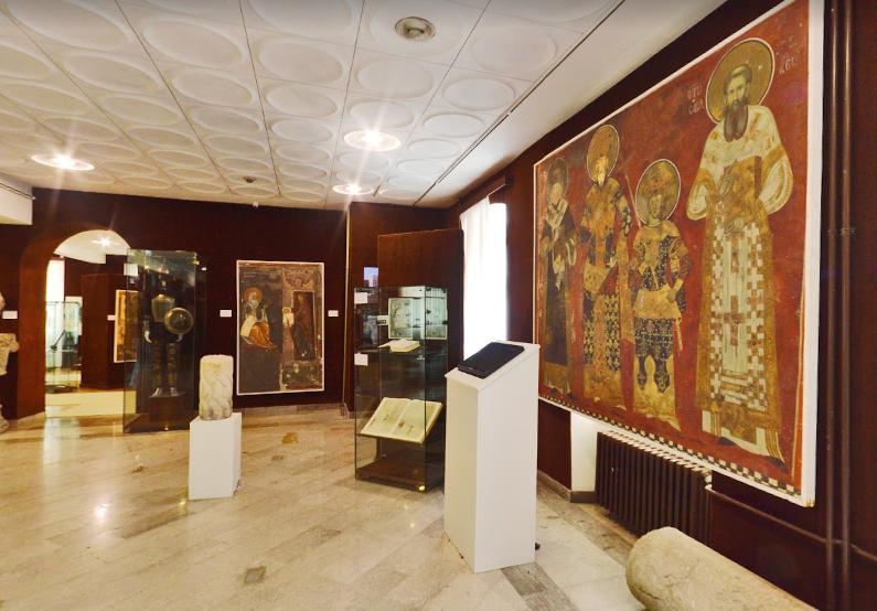 Historyczne muzeum w Czarnogórze.