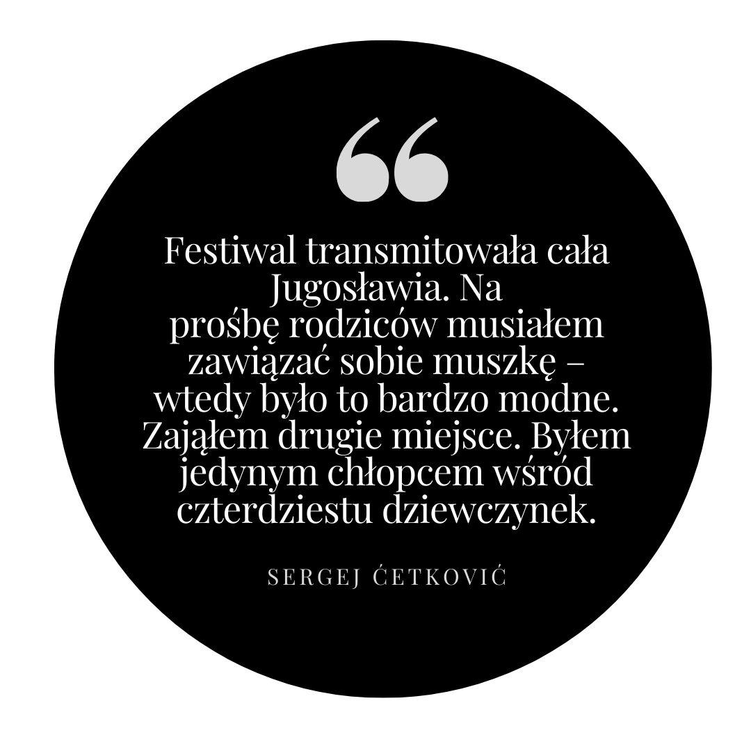 Sergej Ćetković.