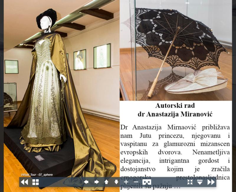 Wirtualne Muzeum Narodowe w Czarnogórze.