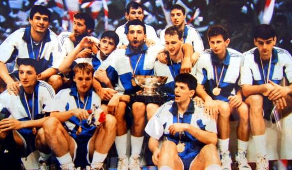 Legendy koszykówki w Jugosławii.
