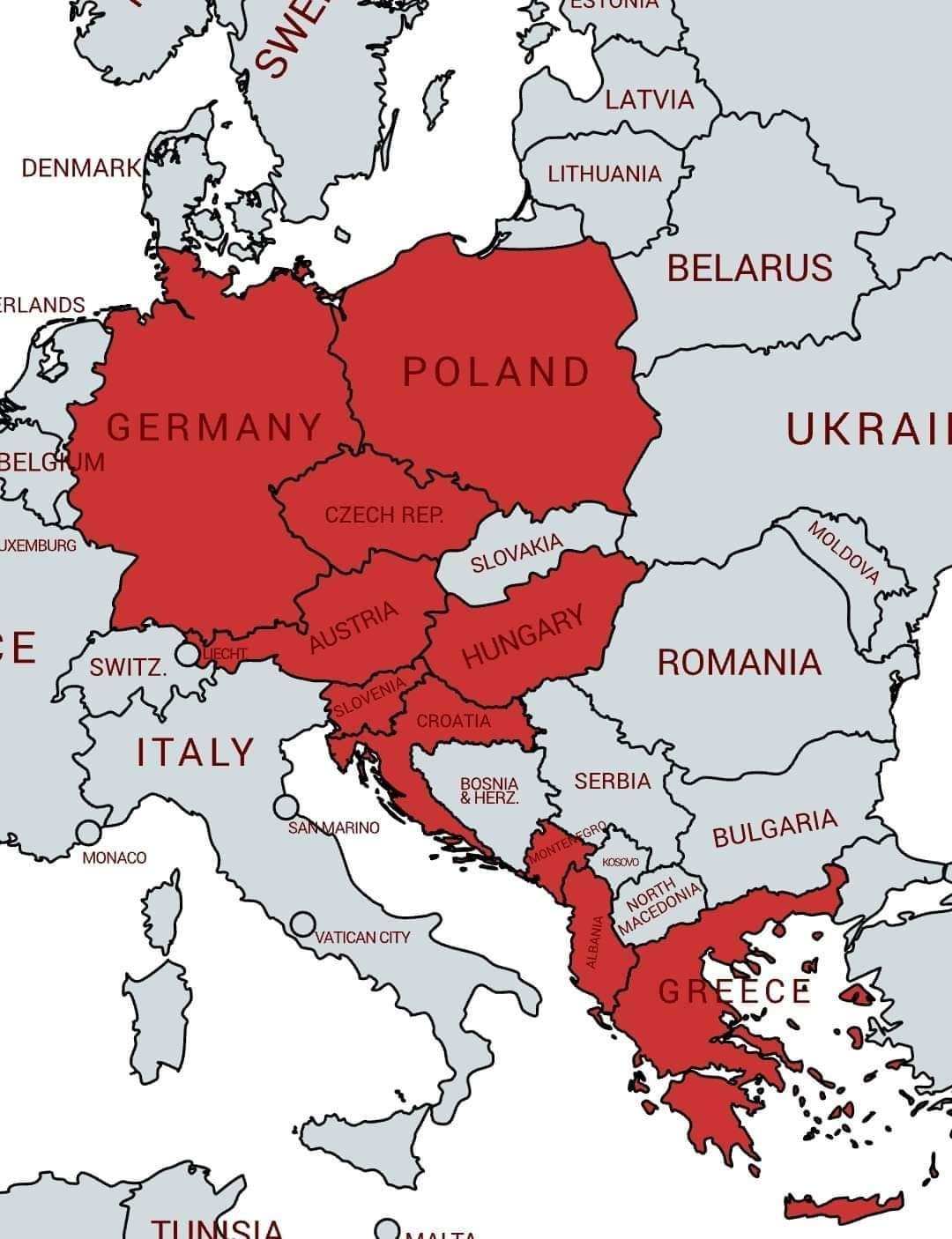 1 czerwca Czarnogóra otwiera granice