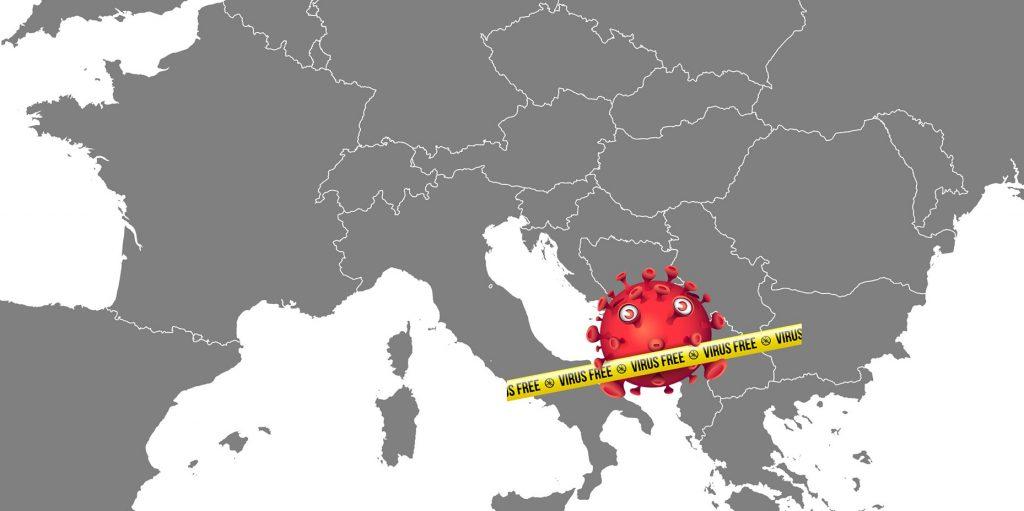 Czarnogóra wolna od koronawirusa.