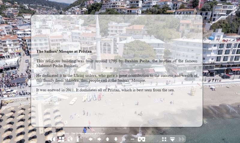 Zwiedzanie wirtualne Czarnogóry
