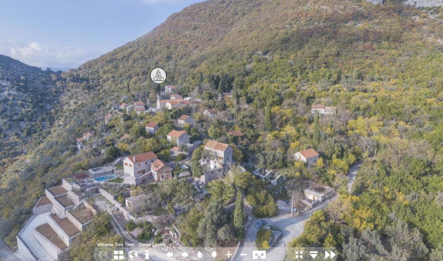 Zwiedzanie wirtualne Tivatu