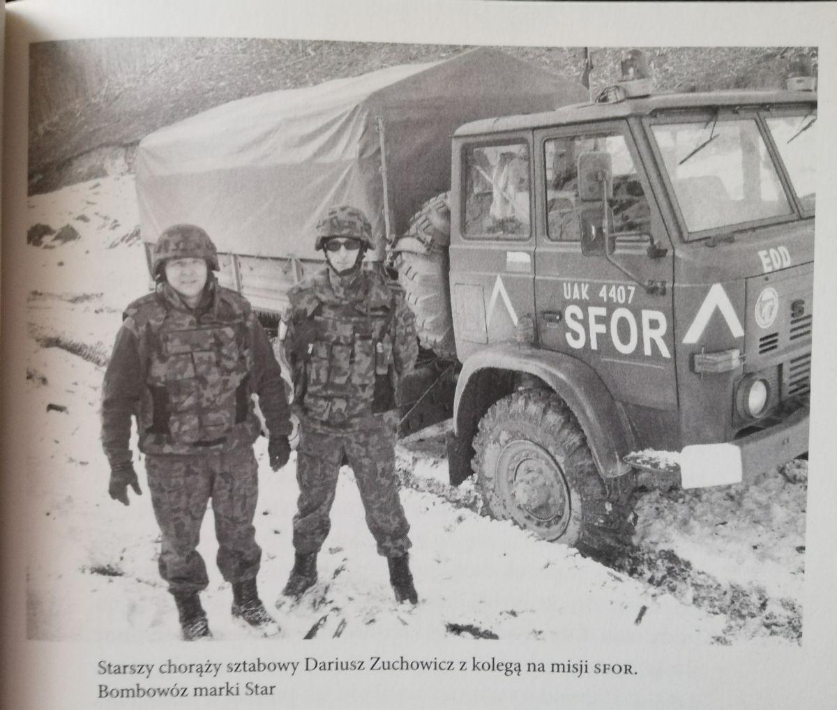 Bałkany. Raport z Polskich misji.