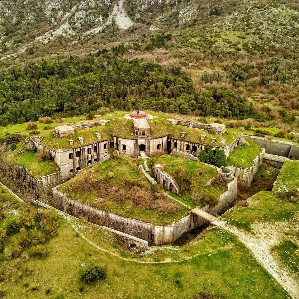 Fort Gorazda (fot. DroNegro)