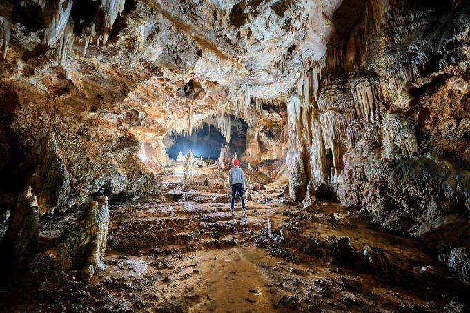 Lipska Jaskinia otwarta czynna jest od 1 czerwca.