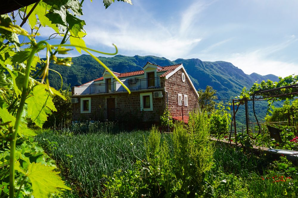 Turystyka luksusowa w Czarnogórze.