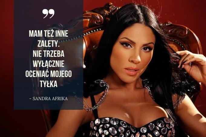 Sandra Afrika piosenkarka