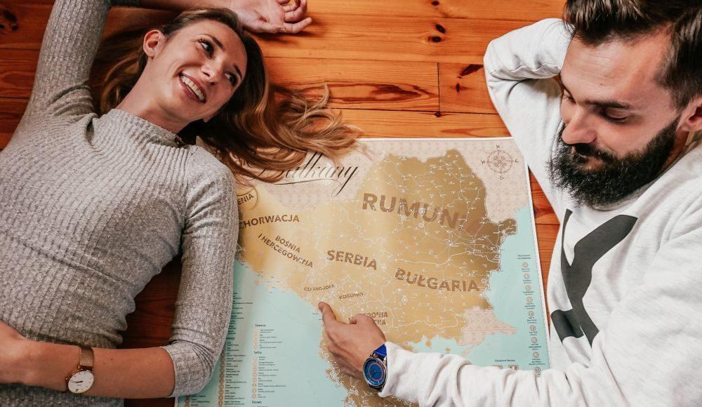 My już mamy swoją mapę Bałkanów!