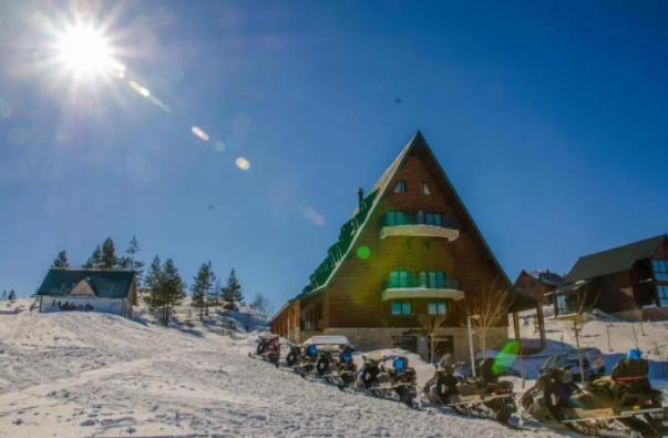 Hotel Polar Star w Žabljaku.