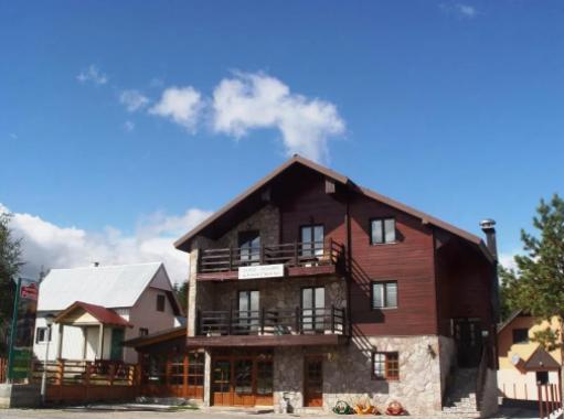 Hotel Pavlović w Žabljaku.