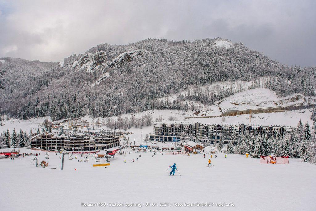 Wyciągi narciarskie w Czarnogórze stale są modernizowane.
