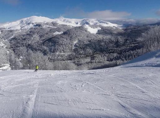 Wyciągów narciarskich w Czarnogórze znajdziemy wiele.