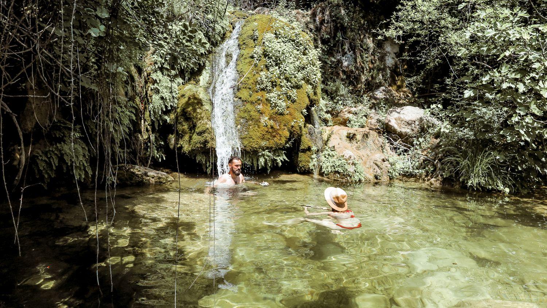 Wodospad, który znają tylko nieliczni.