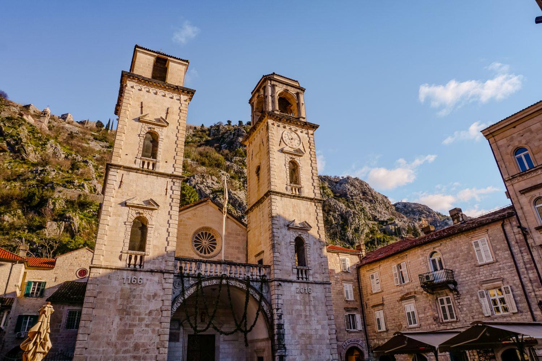 Katedra sv. Tripuna w Kotorze.