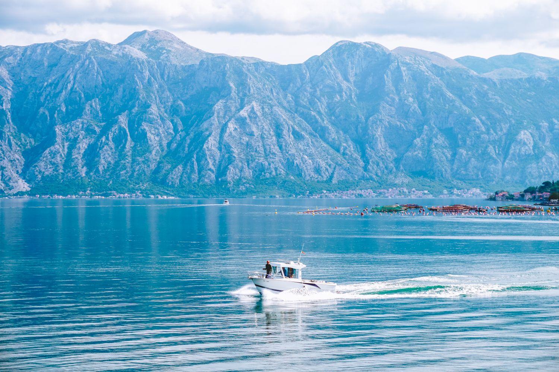 Zatoka Kotorska.